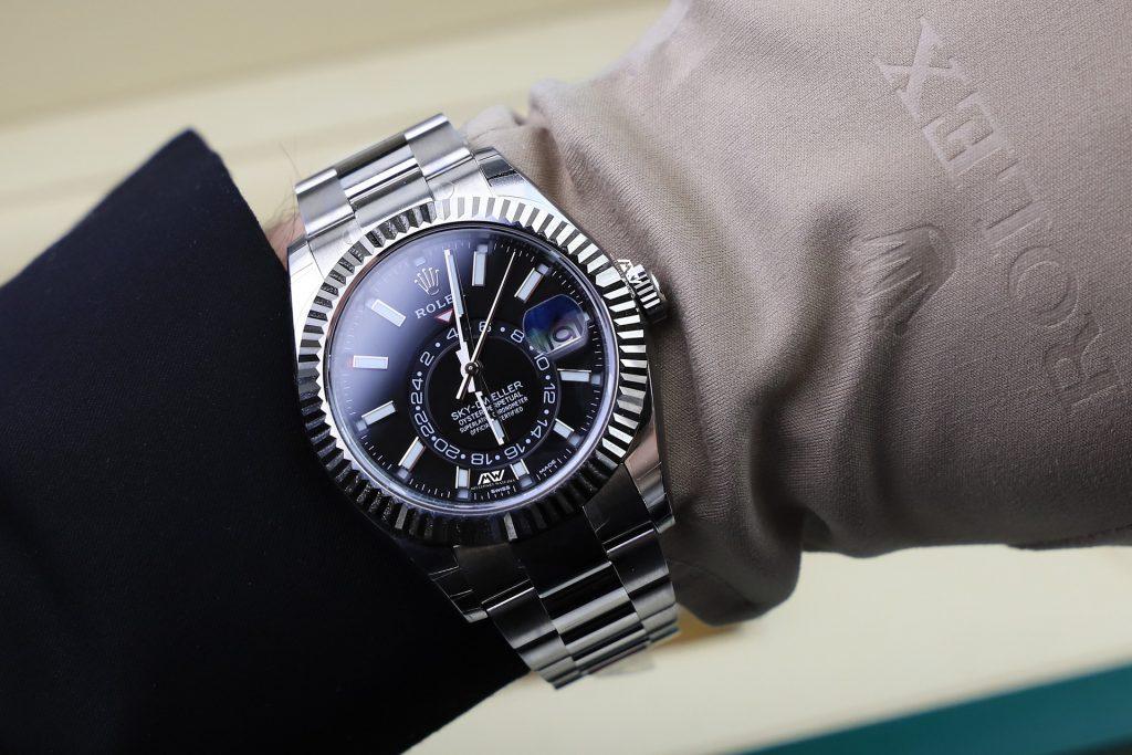 Replica Horloges Rolex Logo